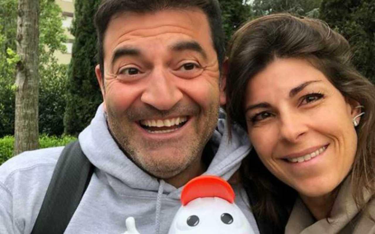 Benedetta moglie Max Giusti