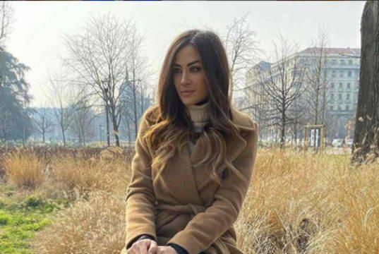 """Giorgia Palmas ed il suo """"assembramento di congiunti"""": la fo"""