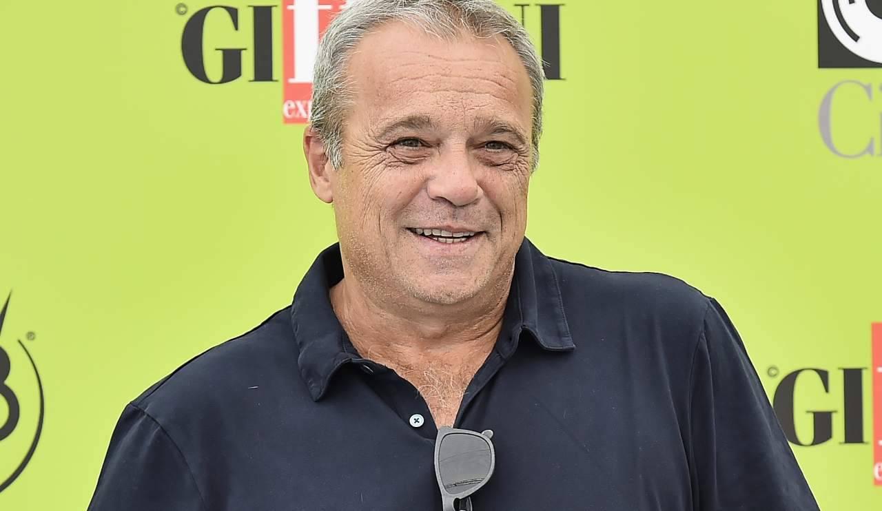 Claudio Amendola infarto