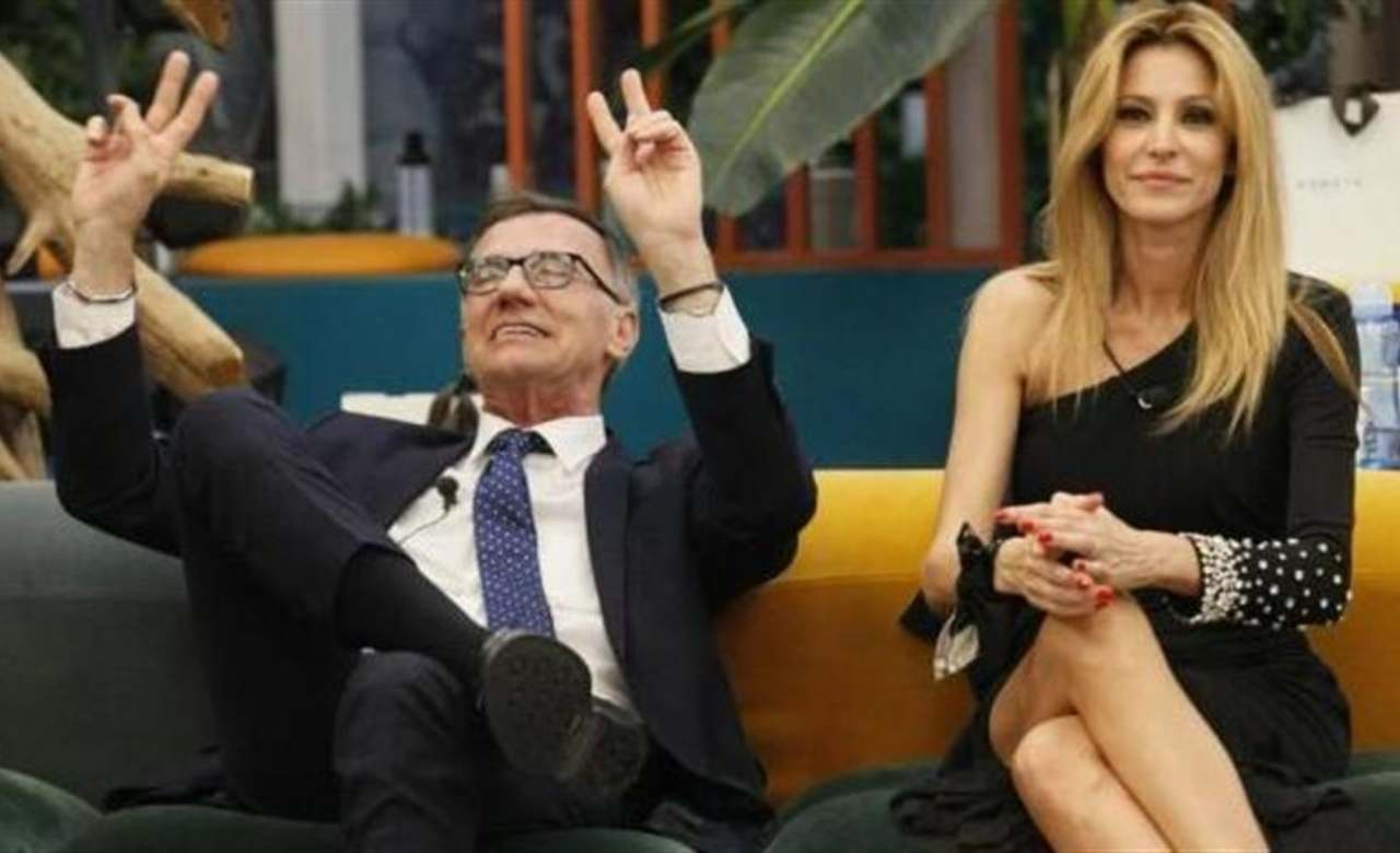 Doccia fredda per Adriana Volpe e Michele Cucuzza: il sogno è sfumato