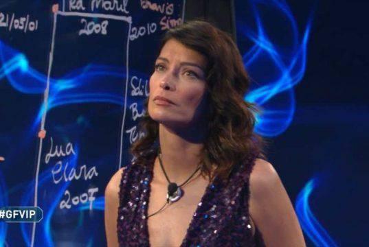 'GF Vip', paura per Fernanda Lessa: ha avuto il Coronavirus?