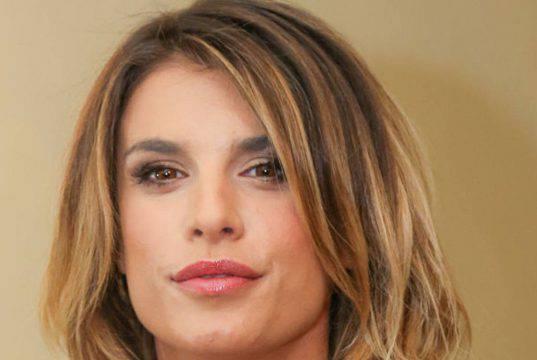 Elisabetta Canalis in pericolo: la showgirl mostra ciò che s