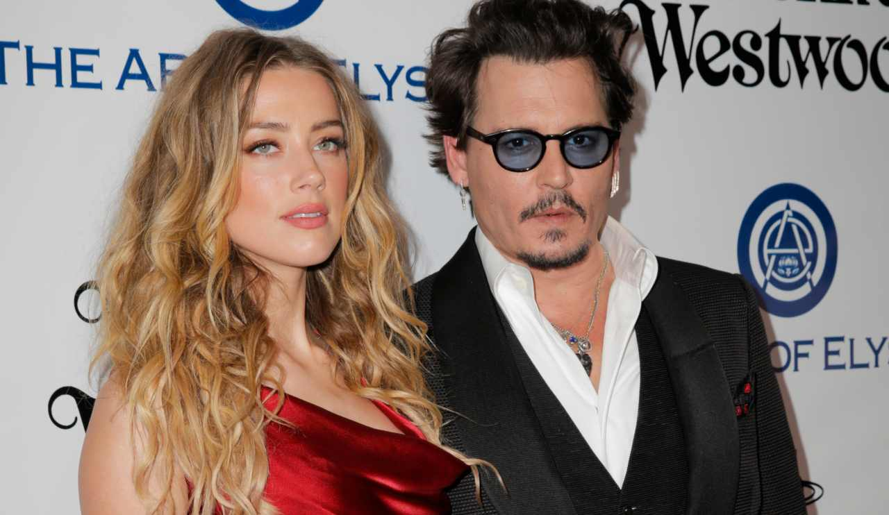 Johnny Depp: Amber Heard testimonierà a porte chiuse