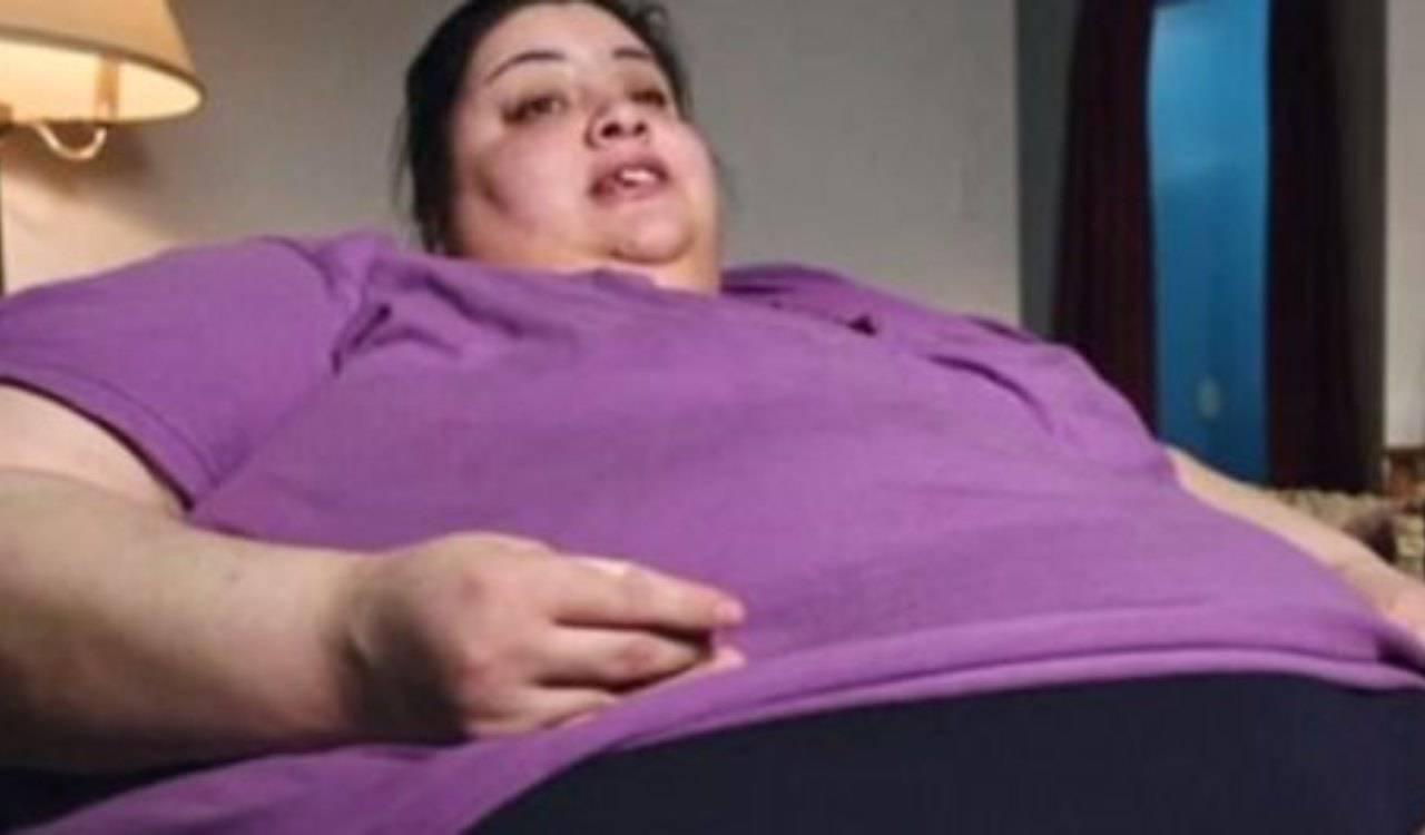 Karina Garcia Vite al limite