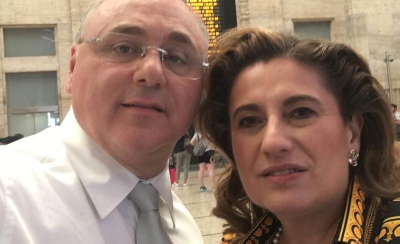 Matteo Giordano marito Donna Imma Pugliese