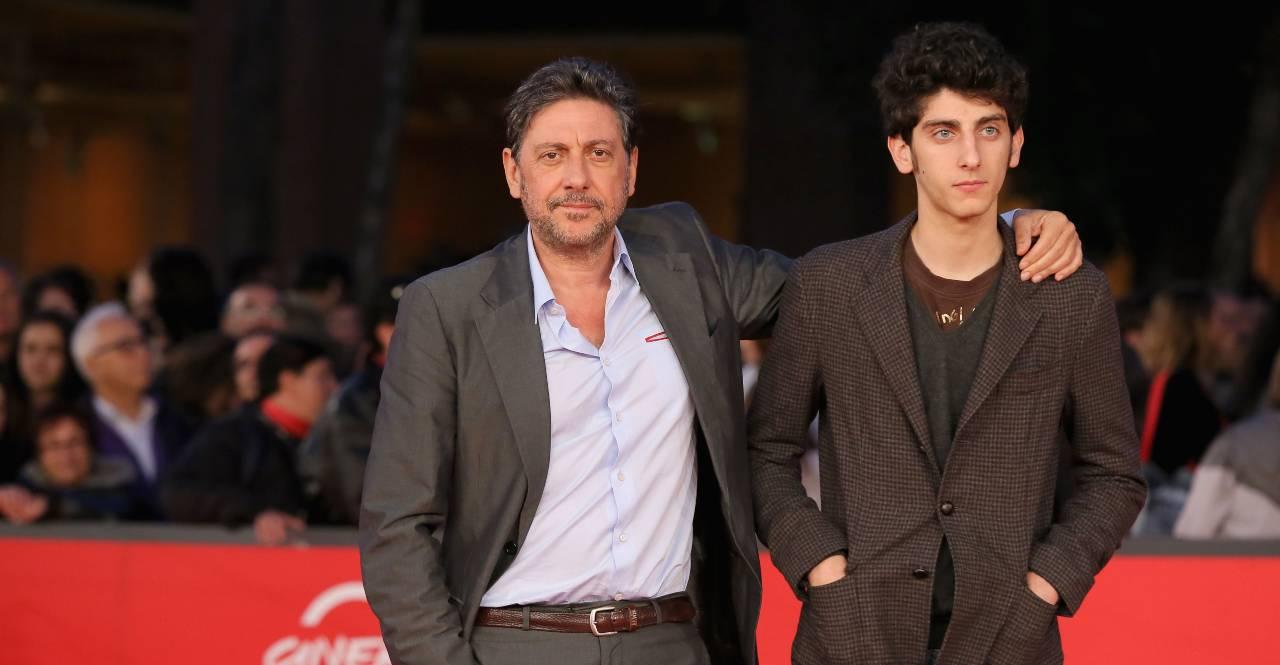 Sergio e Pietro Castellitto