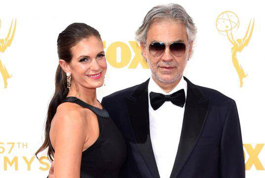 Veronica Berti moglie Andrea Bocelli    un'inattesa curiosità