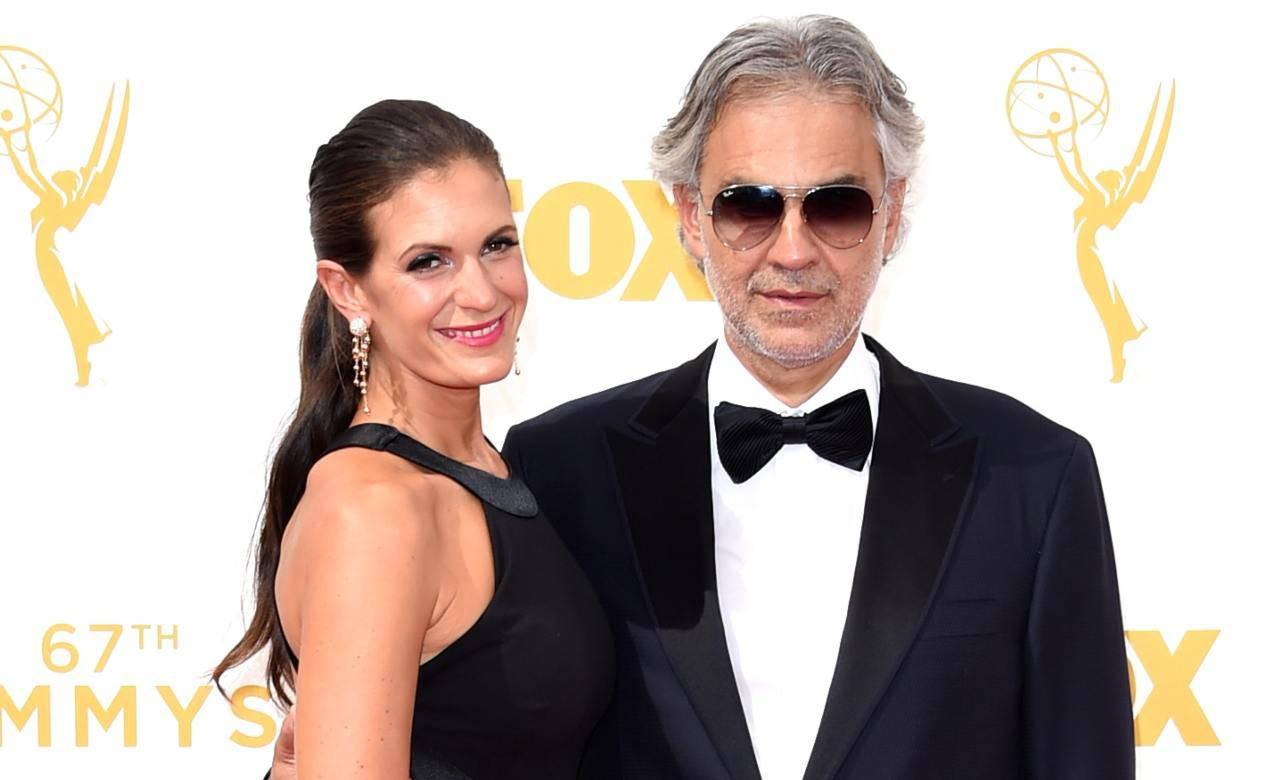 Veronica Berti moglie Andrea Bocelli