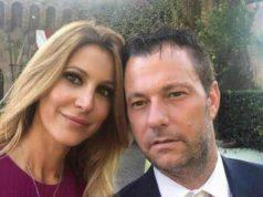 Adriana Volpe marito Roberto Parli