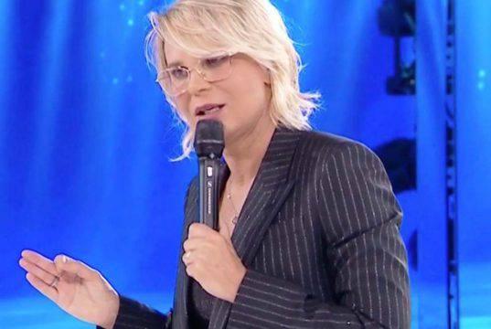 Maria De Filippi in Rai |  l'annuncio è ufficiale |  lascia Mediaset per sempre?