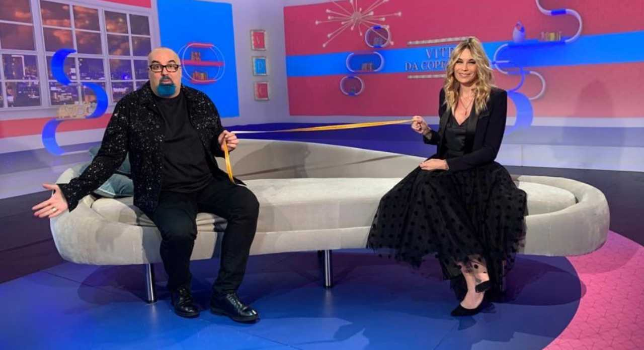 Giovanni Ciacci ed Elenoire Casalegno