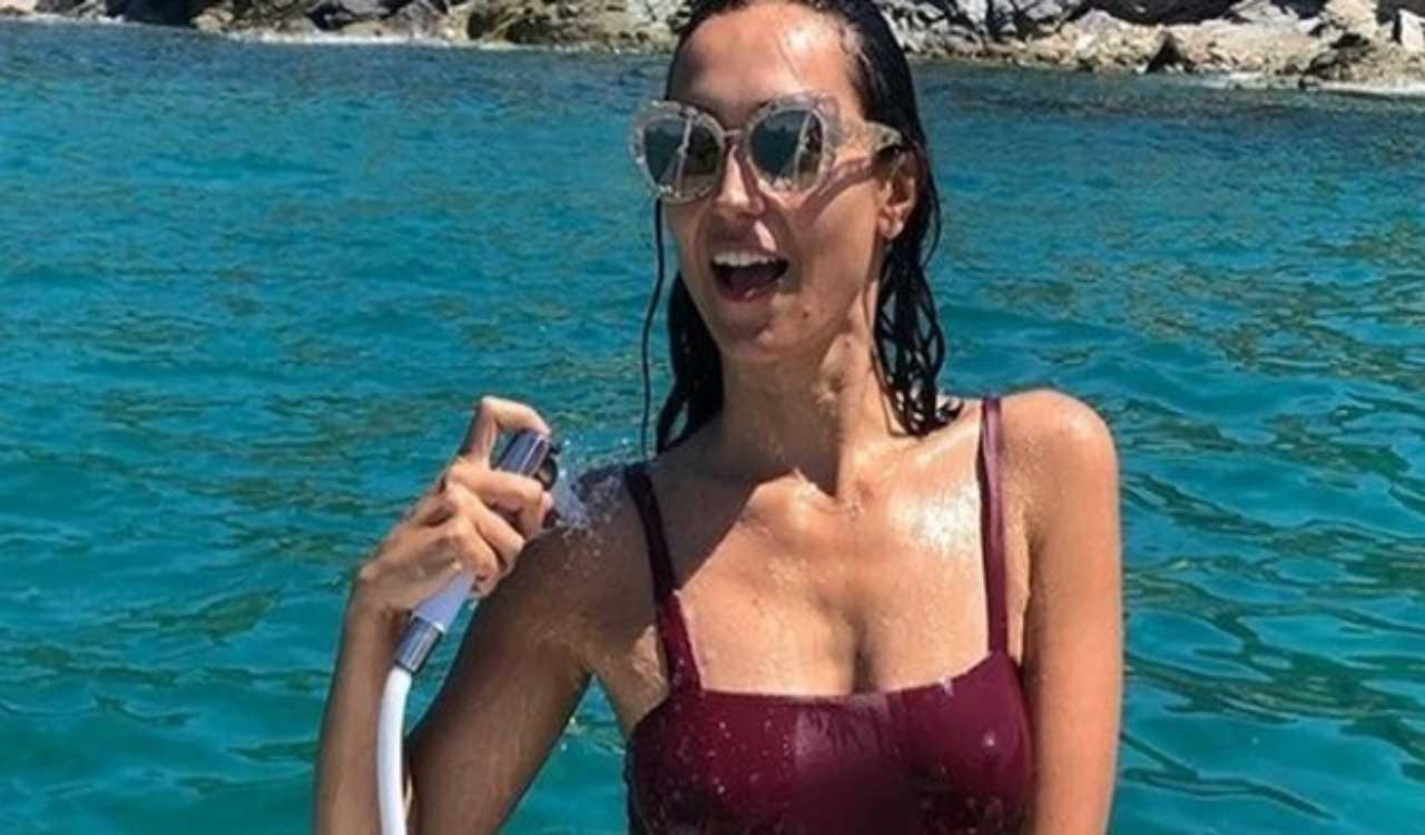 Caterina Balivo, rivelazioni bollenti su Claudio Santamaria