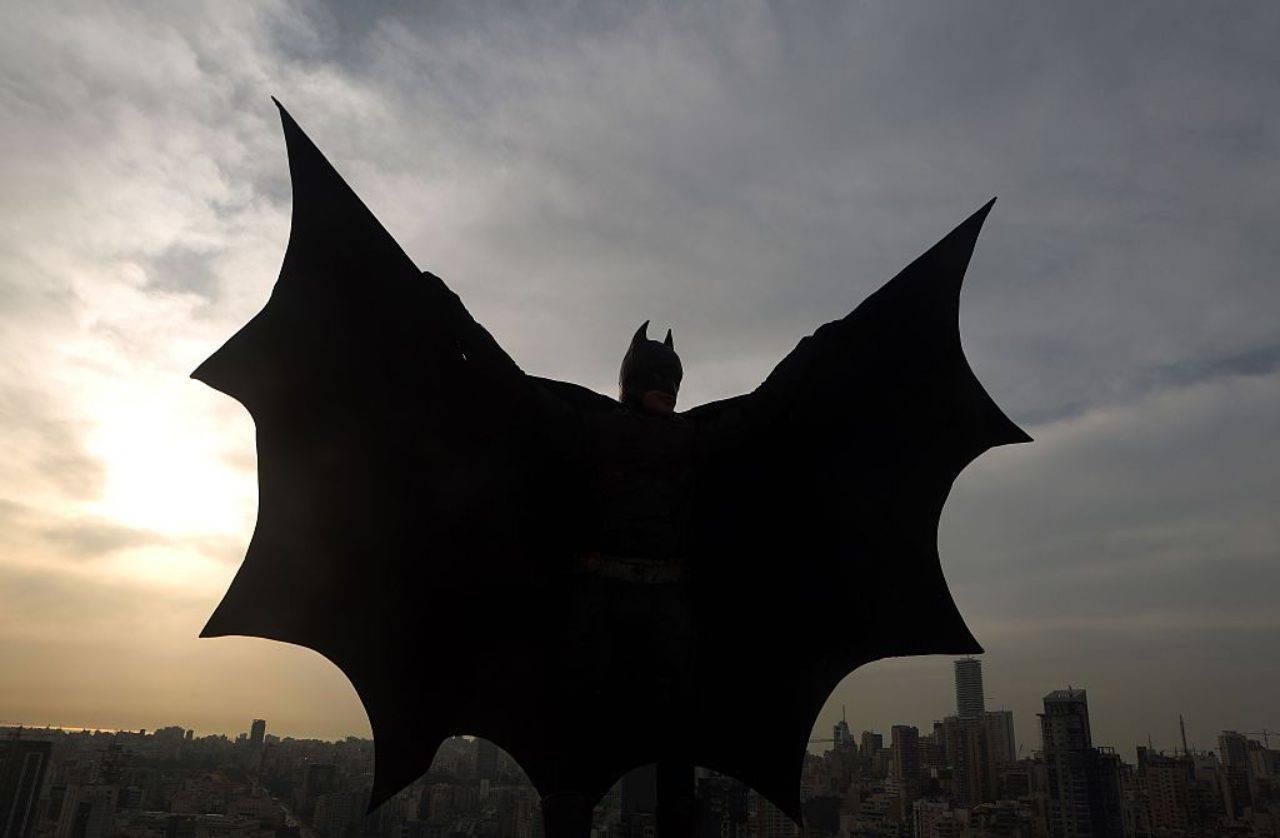 Batman positivo