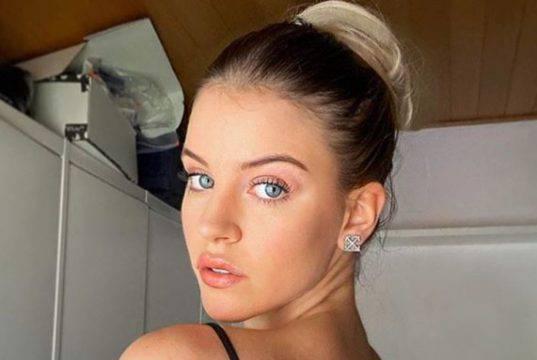 Sara Croce e quel like sospetto di Andrea Damante: cosa boll