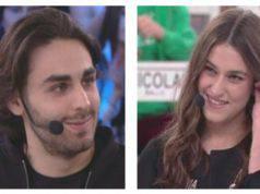 Gaia Gozzi e Alberto Urso