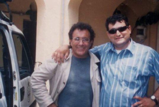 Joe Mazzella il tassista dei vip: da New York a Ponza