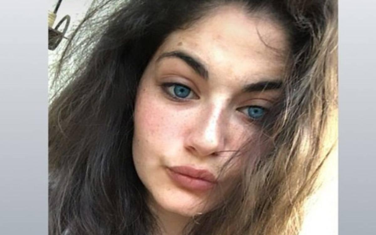 Alba Parietti figlia