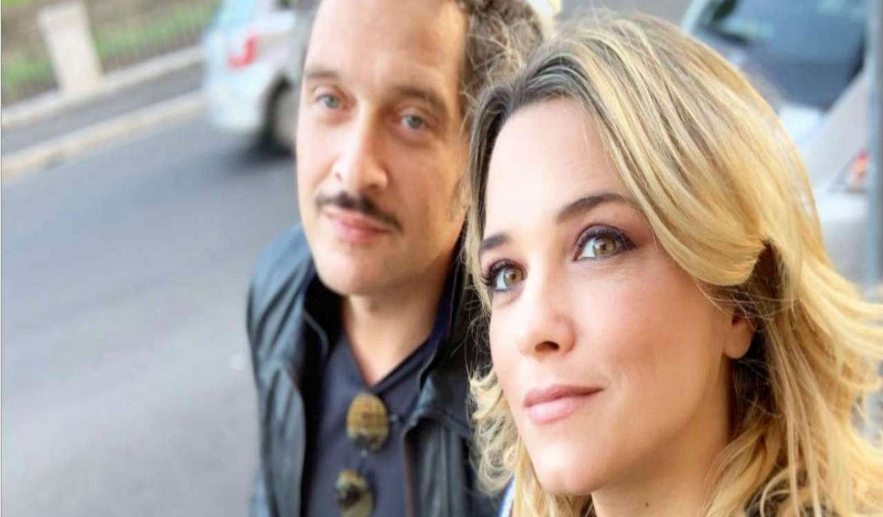 Francesca Barra moglie Claudio Santamaria