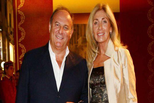 Gabriella Perino |  chi è la compagna di Gerry Scotti