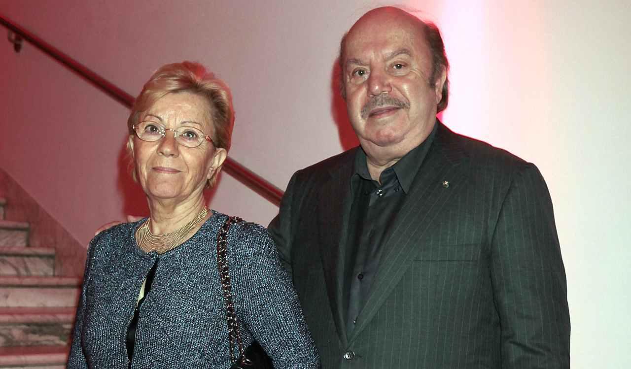 moglie Lino Banfi malattia