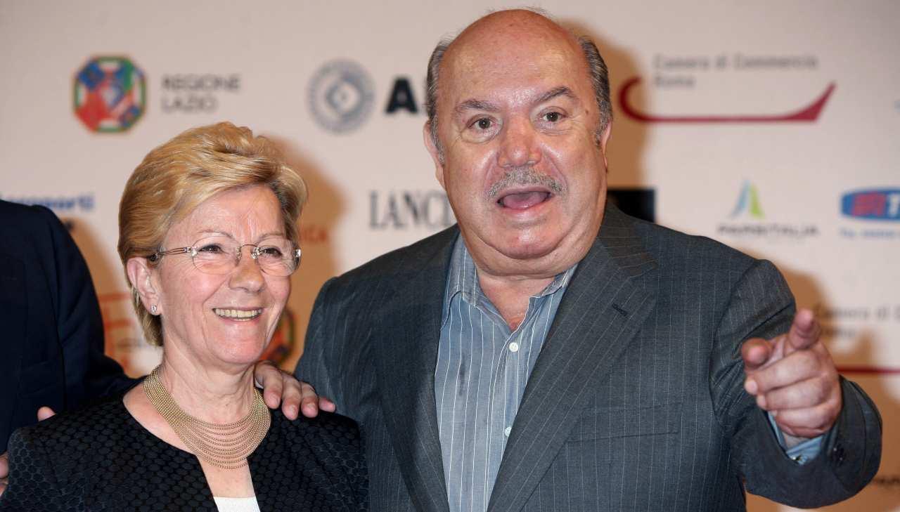 Lino Banfi moglie malattia