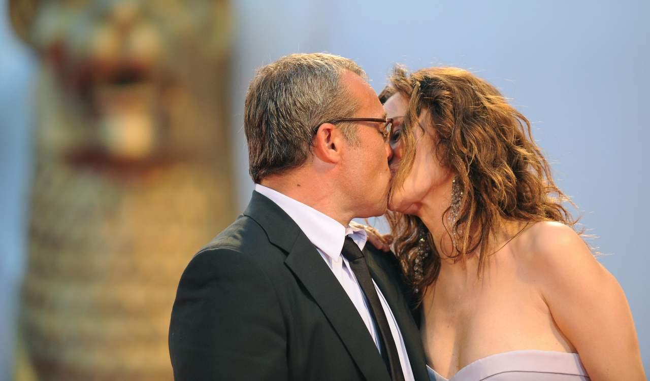 Francesca Neri moglie Claudio Amendola, il gesto folle