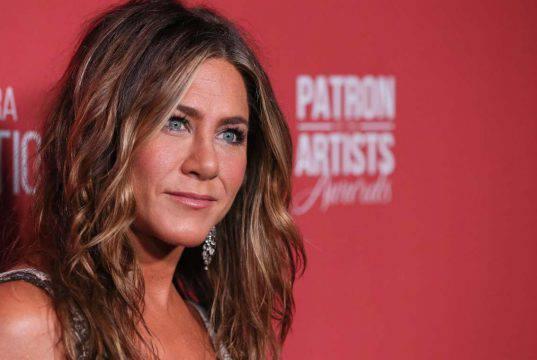 Jennifer Aniston, lo scatto senza veli che va all'asta