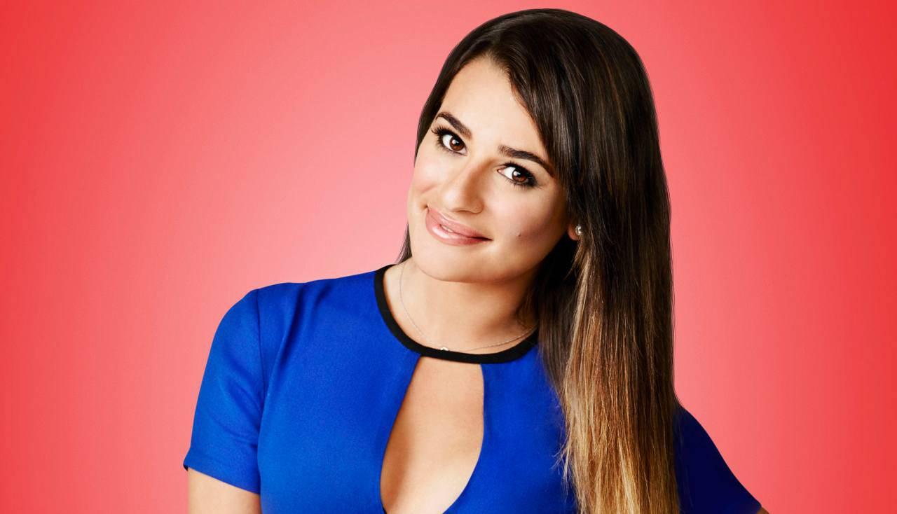 Lea Michele Glee