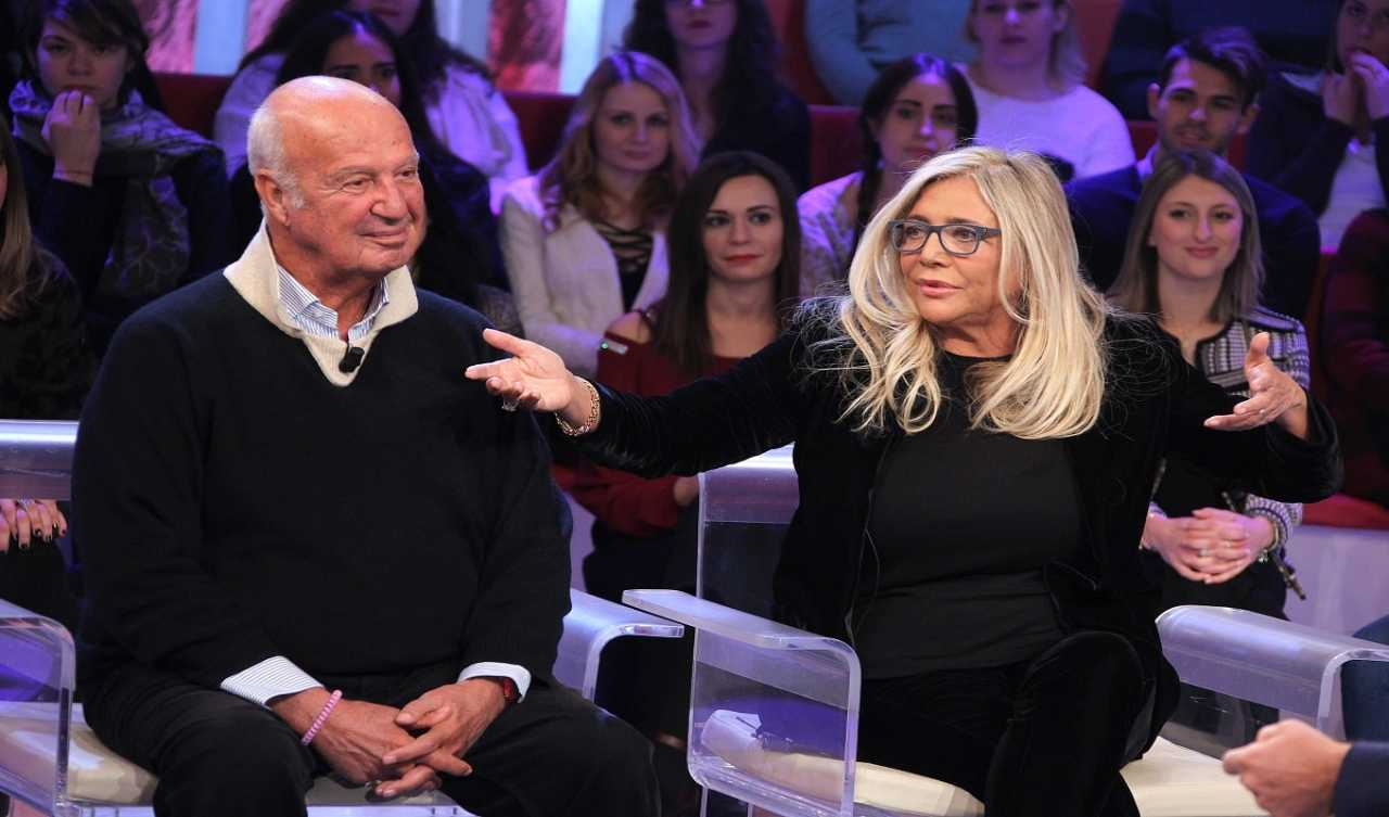 Nicola Carraro marito Mara Venier