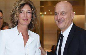 Sandra Bonzi moglie claudio Bisio