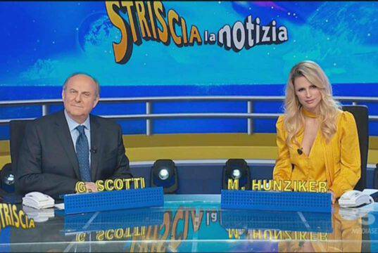 Striscia La Notizia, nuova aggressione a Vittorio Brumotti: