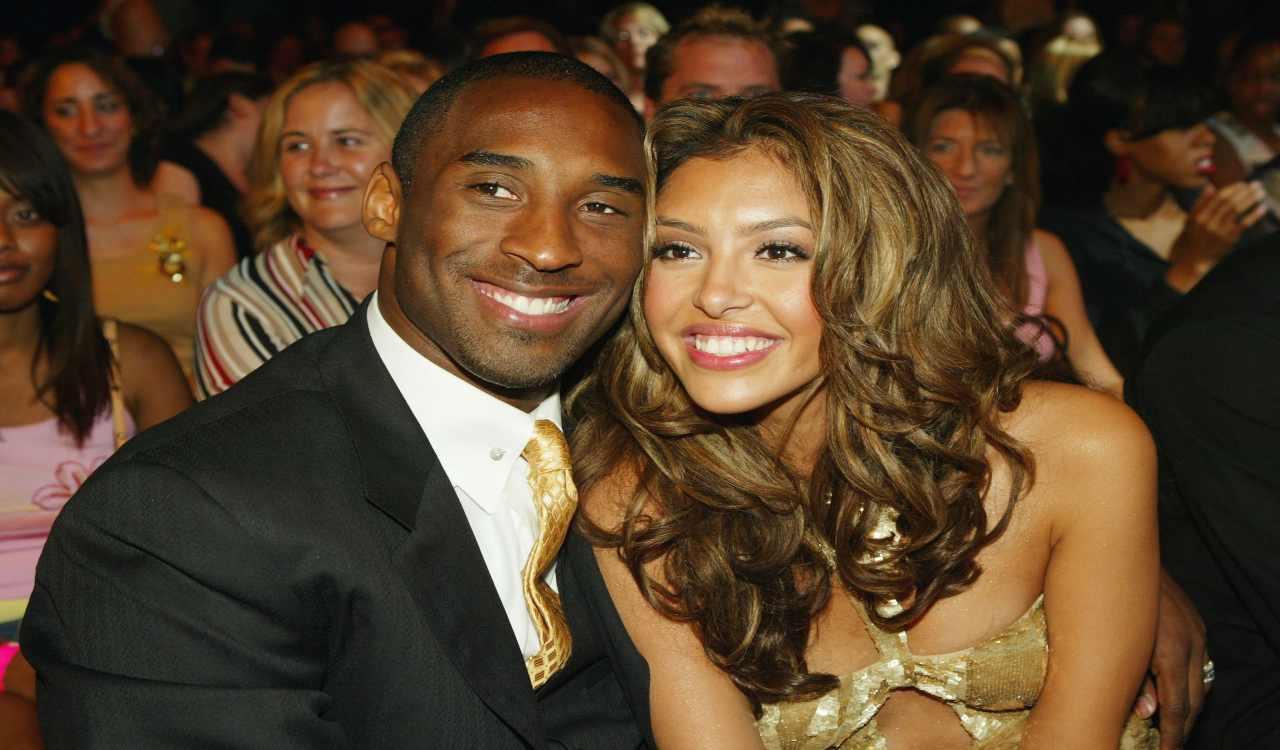 Vanessa Laine moglie Kobe Bryant