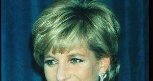 Lady Diana Beyng me