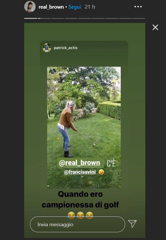emma marrone storia instagram