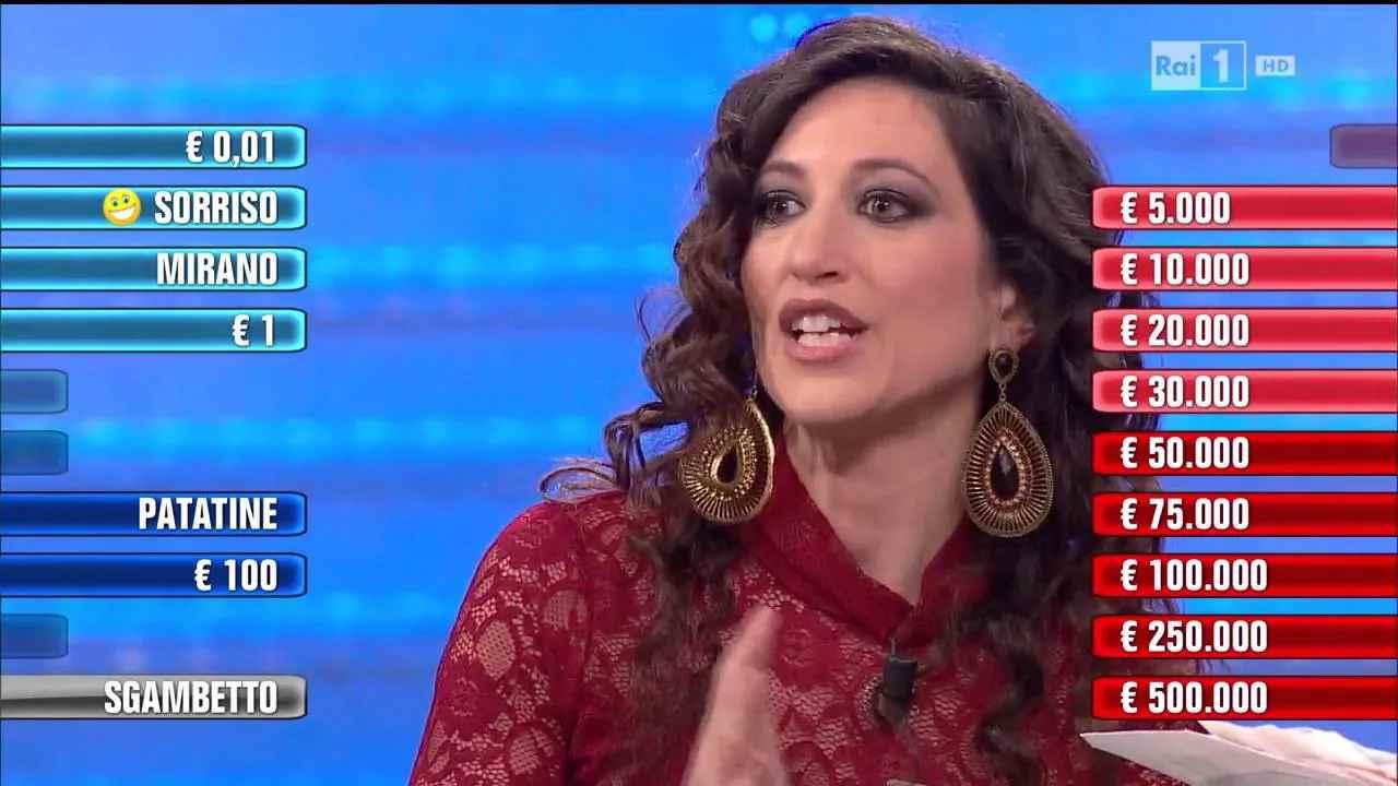 Adriana Riccio fidanzata Flavio Insinna