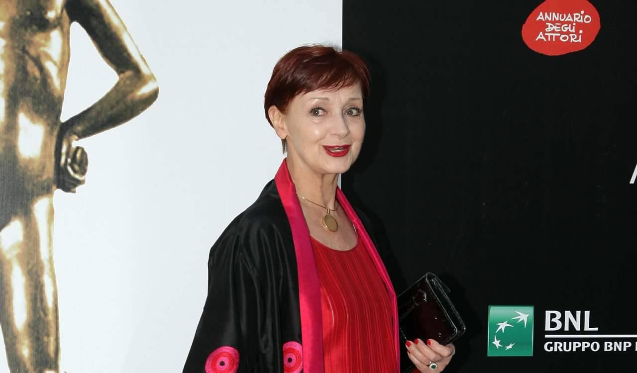 Alfredo Baldi marito Milena Vukotic