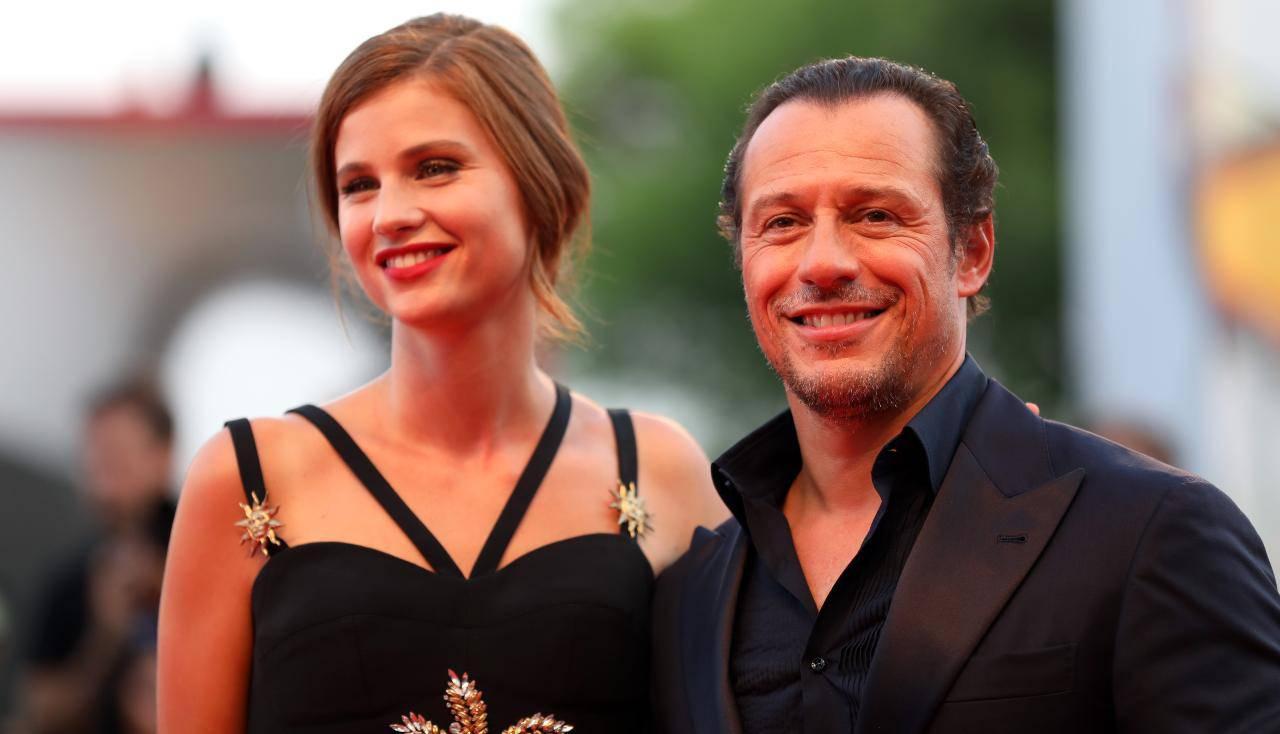 Bianca Vitali e Stefano Accorsi