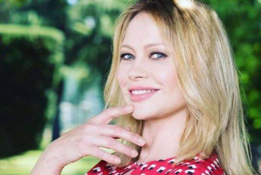 """Anna Falchi confessa: """"Lui il mio più grande amore"""""""