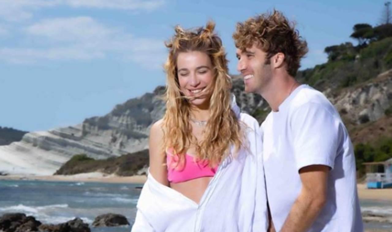 Clizia Incorvaia Paolo Ciavarro Temptation Island