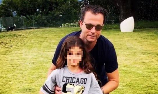 Adriana Volpe marito figlia