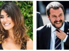 Elisa Isoardi Salvini