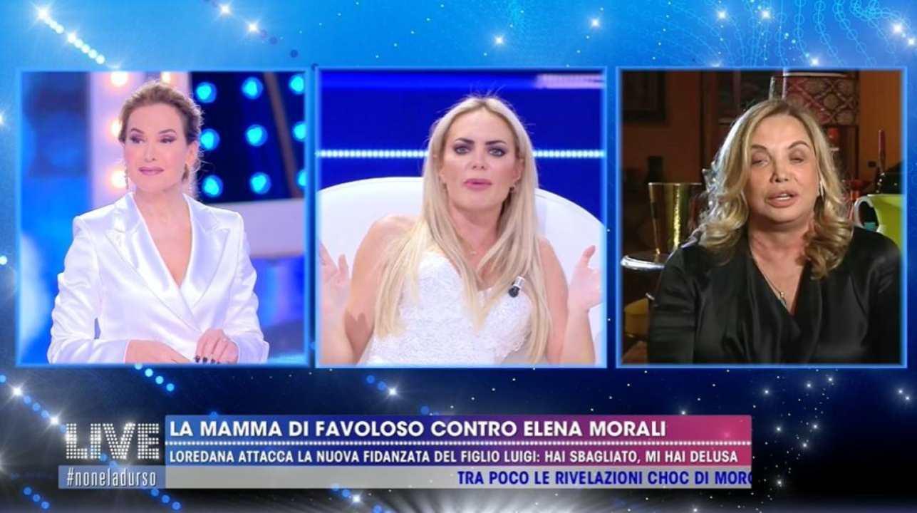 Elena Morali vs Simona Izzo