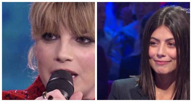 Emma Marrone e Alessandra Mastronardi