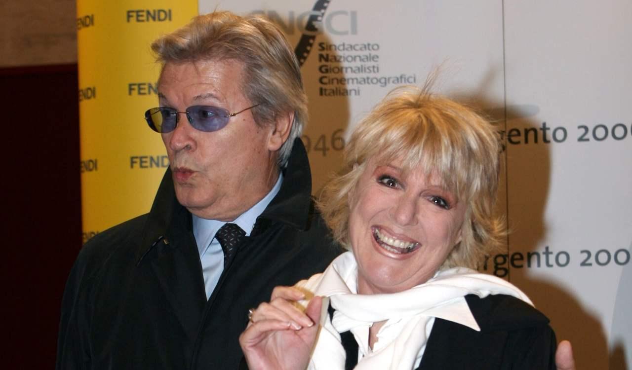 Loretta Goggi marito Gianni