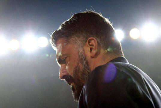 Rino Gattuso non digerisce il ko di Barcellona