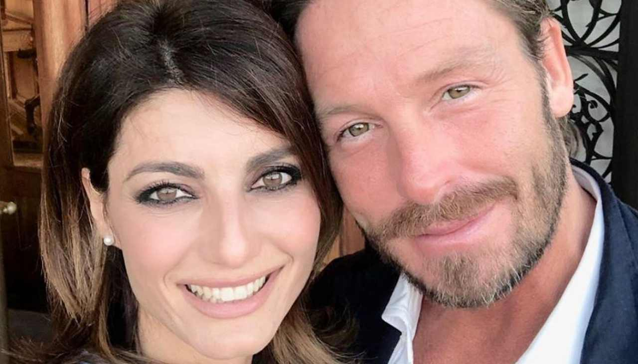 Samanta Togni e suo marito Mario Russo
