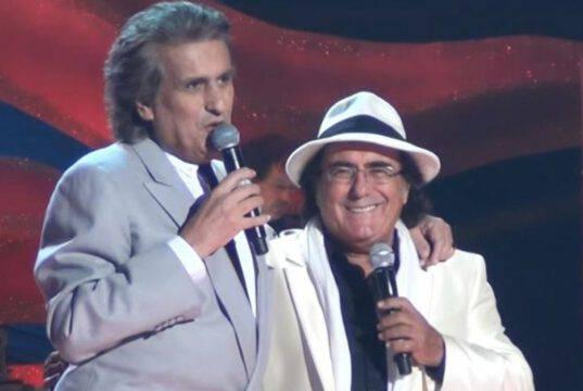 """Toto Cotugno rivela: """"Albano? Mi ha salvato la vita"""""""