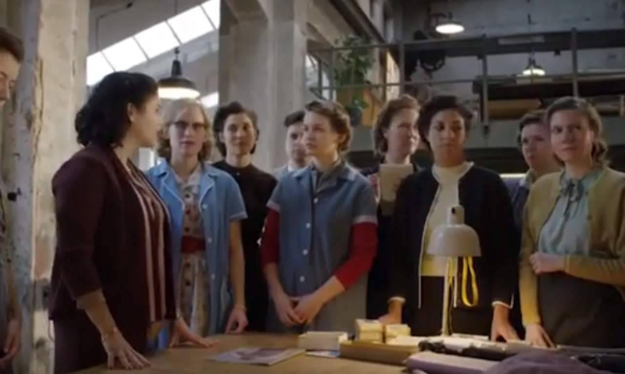 Aenne Burda - La donna del miracolo economico: anticipazioni sulla miniserie