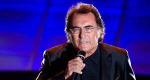 Albano Carrisi pronto al funerale