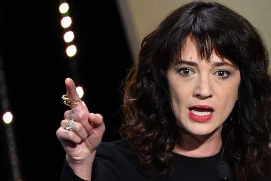 Asia Argento, terrificante racconto: c'entra Harvey Weinstei